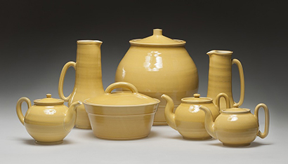 Contemporary Ceramics Exhibition and Symposium Opens this Weekend