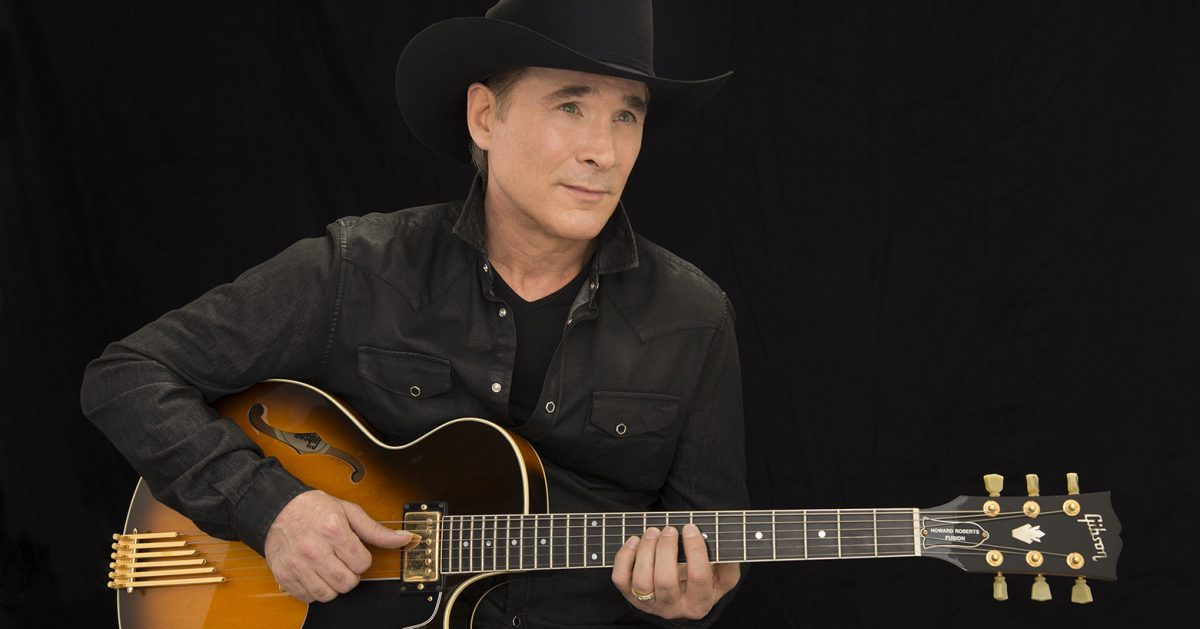 Clint Black is Back