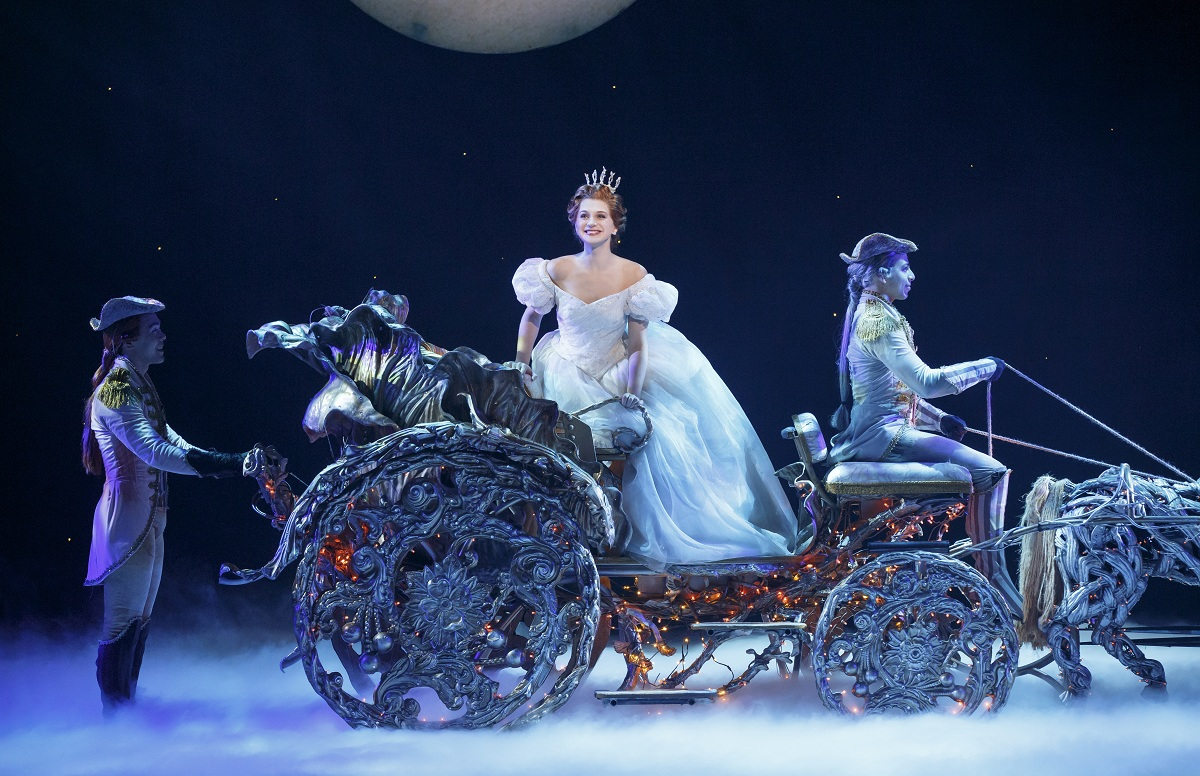 Cinderella's Magical Transformation from Small Screen to Big Stage' JUNK