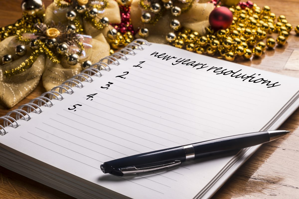 The LC's New Year's Resolutions