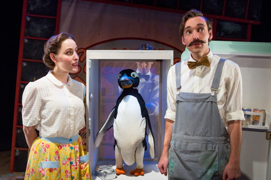 Mr. Popper's Penguins musical