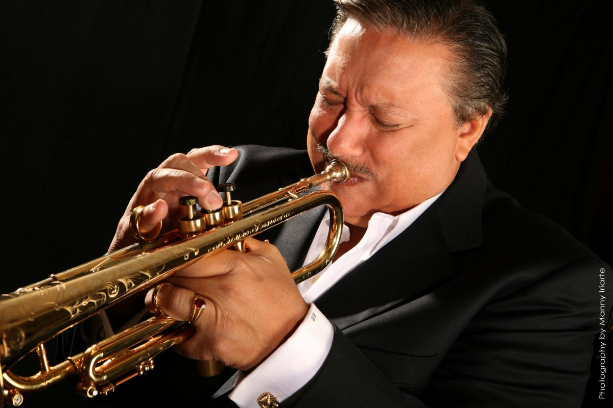 Arturo Sandoval — Jazzed As Ever