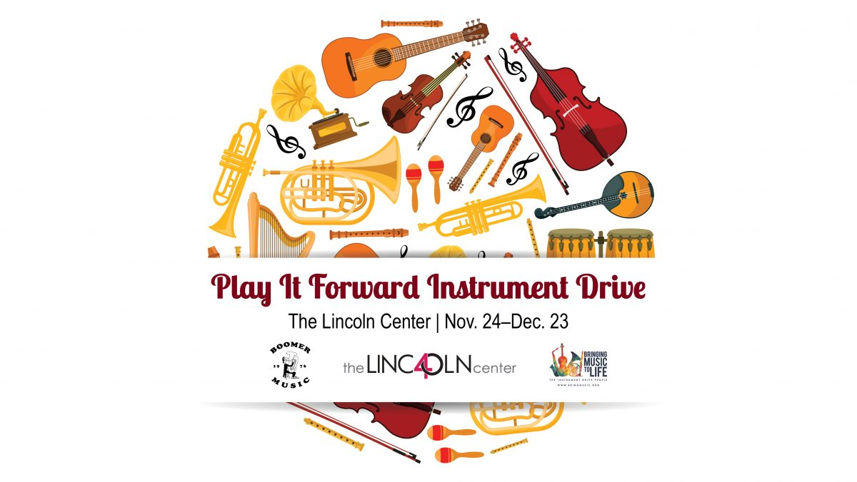 Play It Forward and Give the Gift of Music
