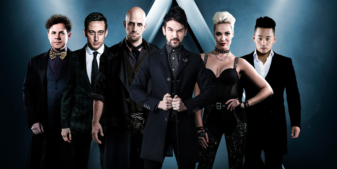 See The Illusionists Before They Disappear' JUNK