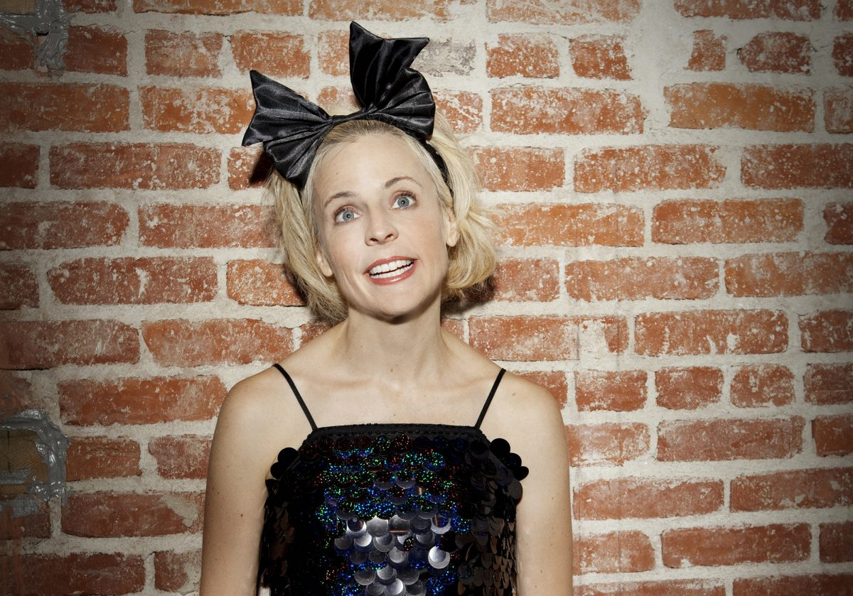 Maria Bamford Follows the Love