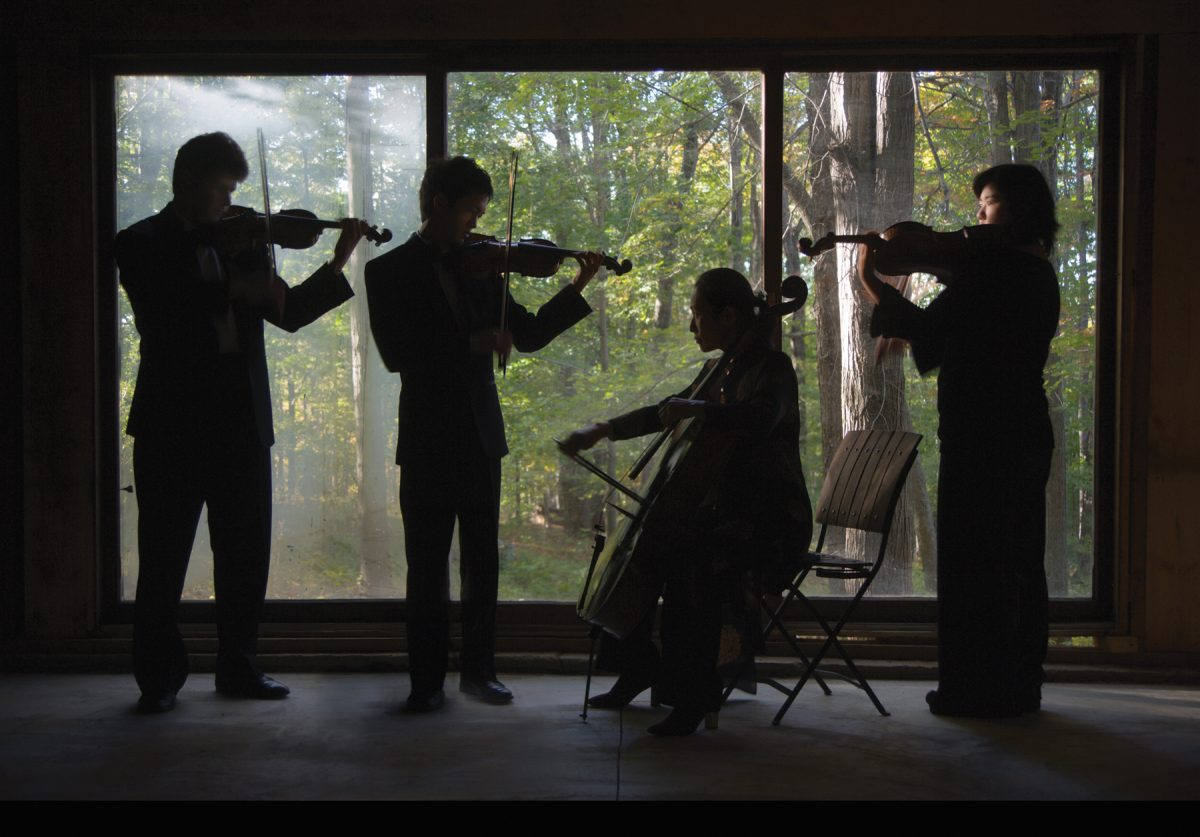 Borromeo String Quartet Returns