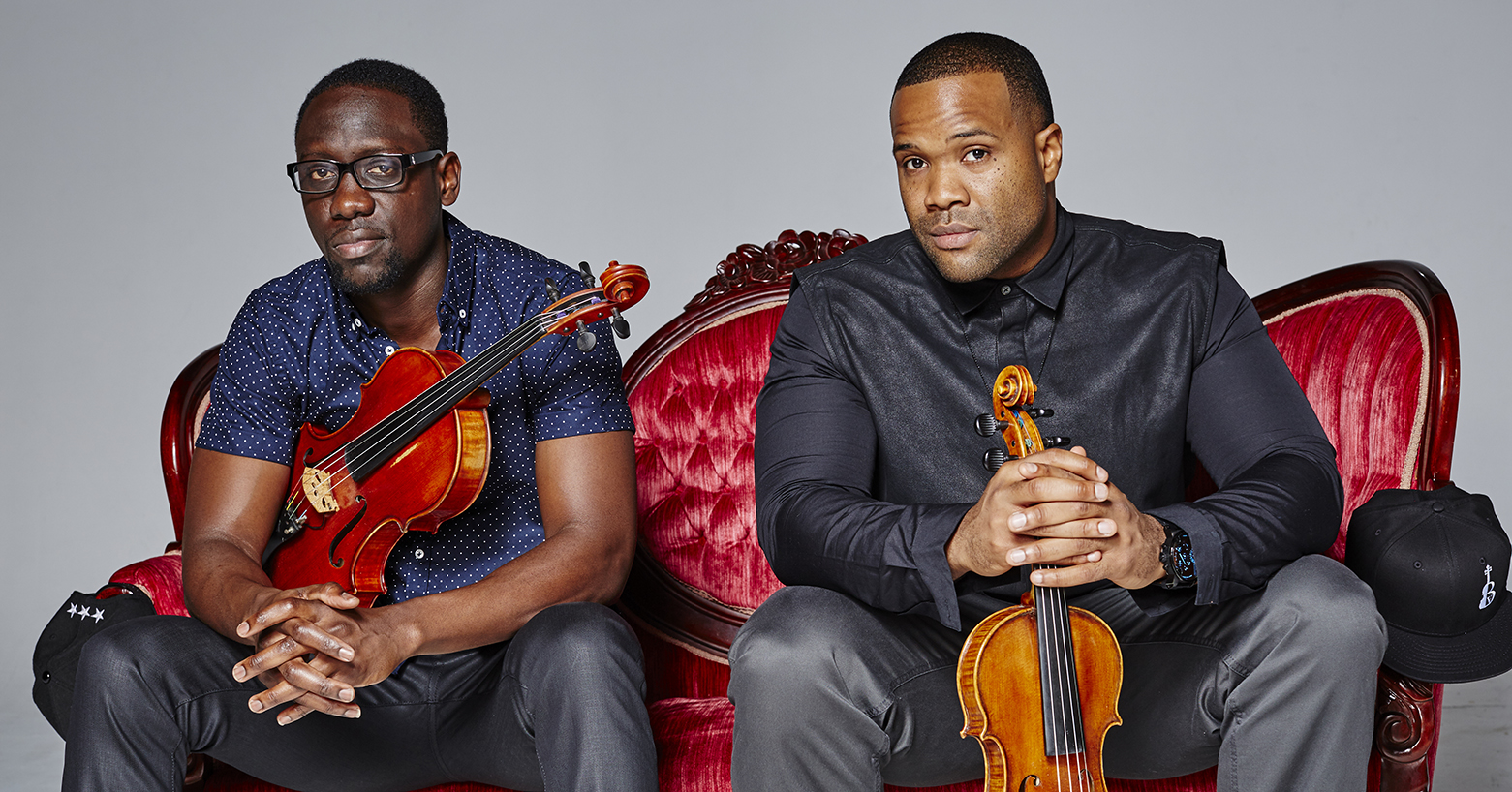 Black Violin Turns the Tables on Classical Music