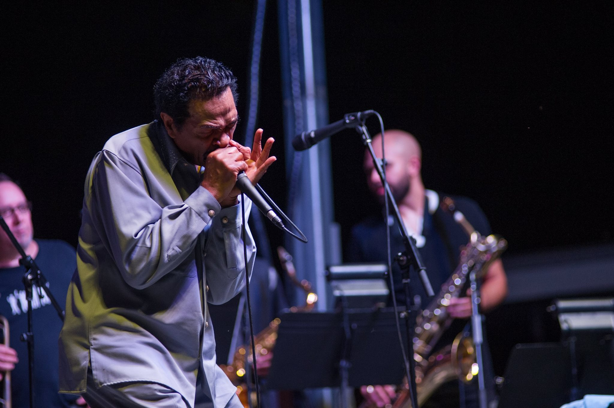 "Bobby Rush Pours His Soul Into ""The River"""