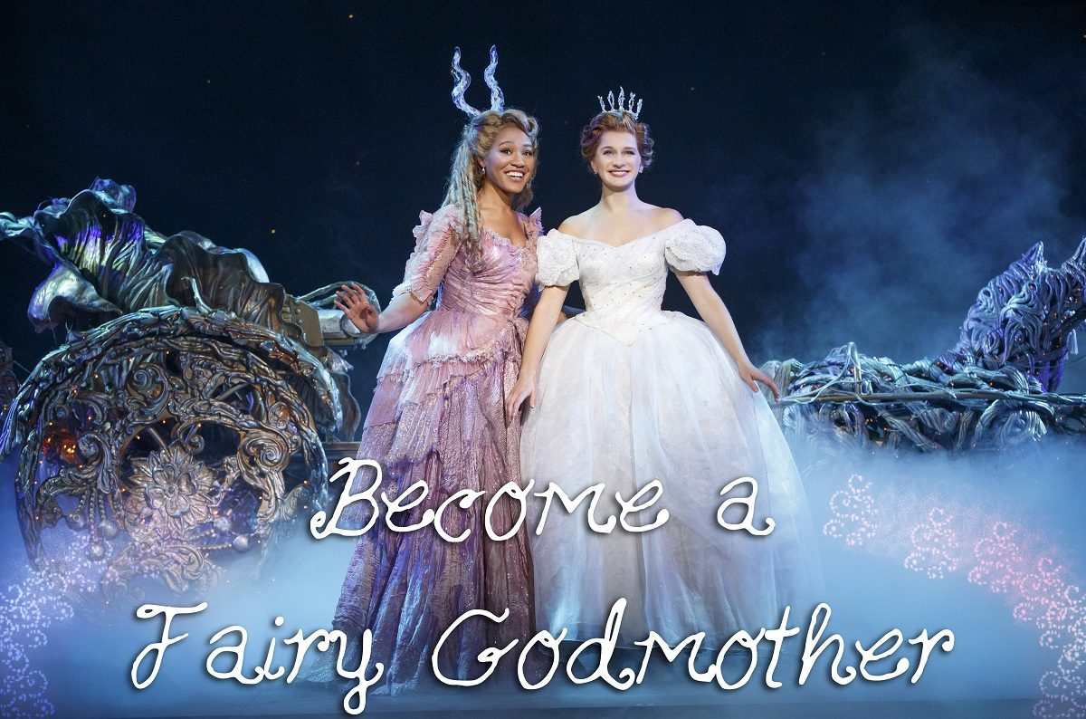 Become a Fairy Godmother