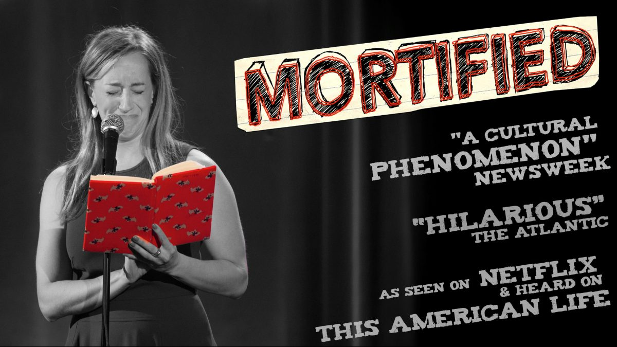 Mortified: A Hilarious Romp into the Heart of Teen Angst