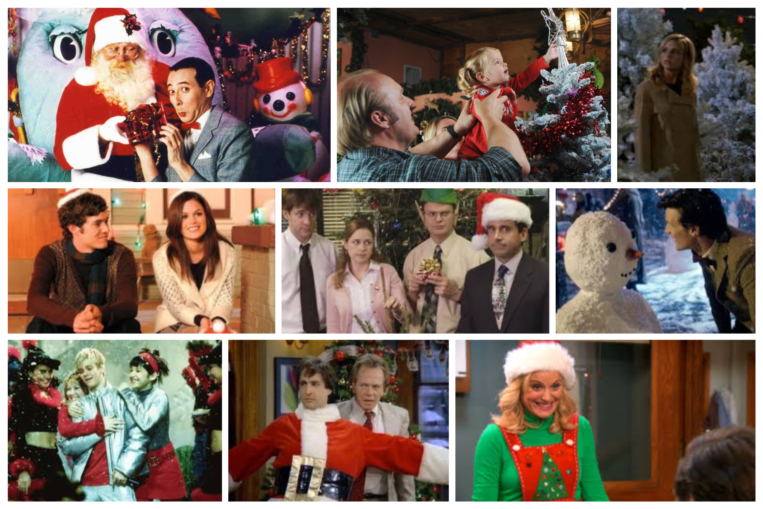 The LC's Favorite Holiday Episodes and TV Specials