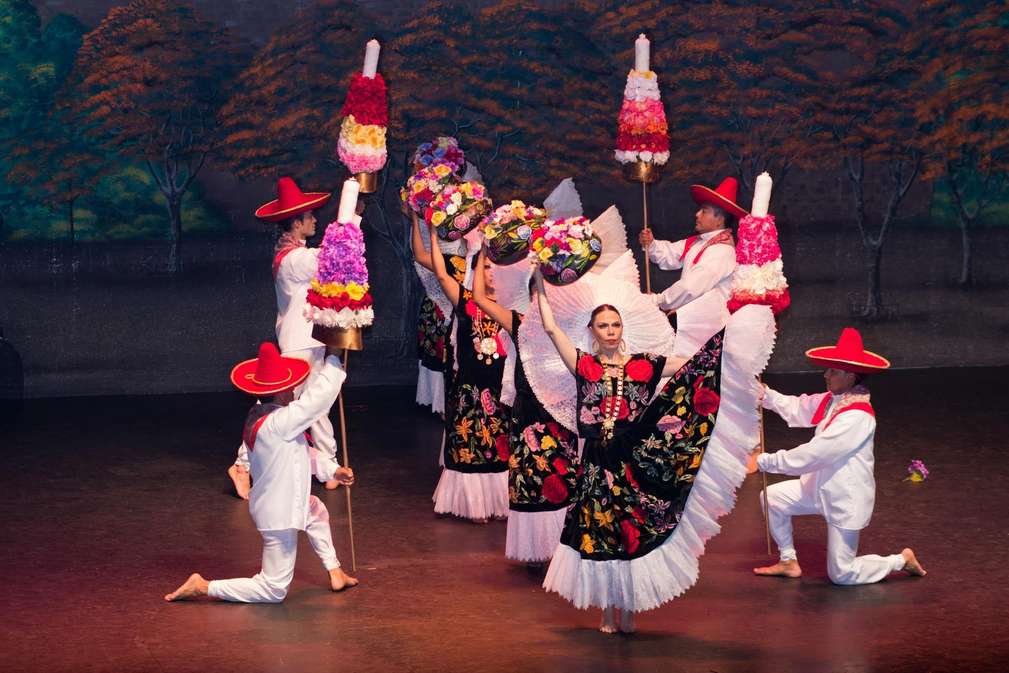 Exploring Mexico Through Dance