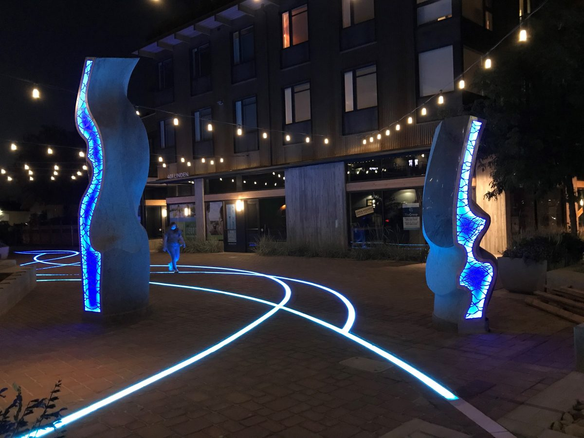 New Art in Public Places Artwork Installed Downtown