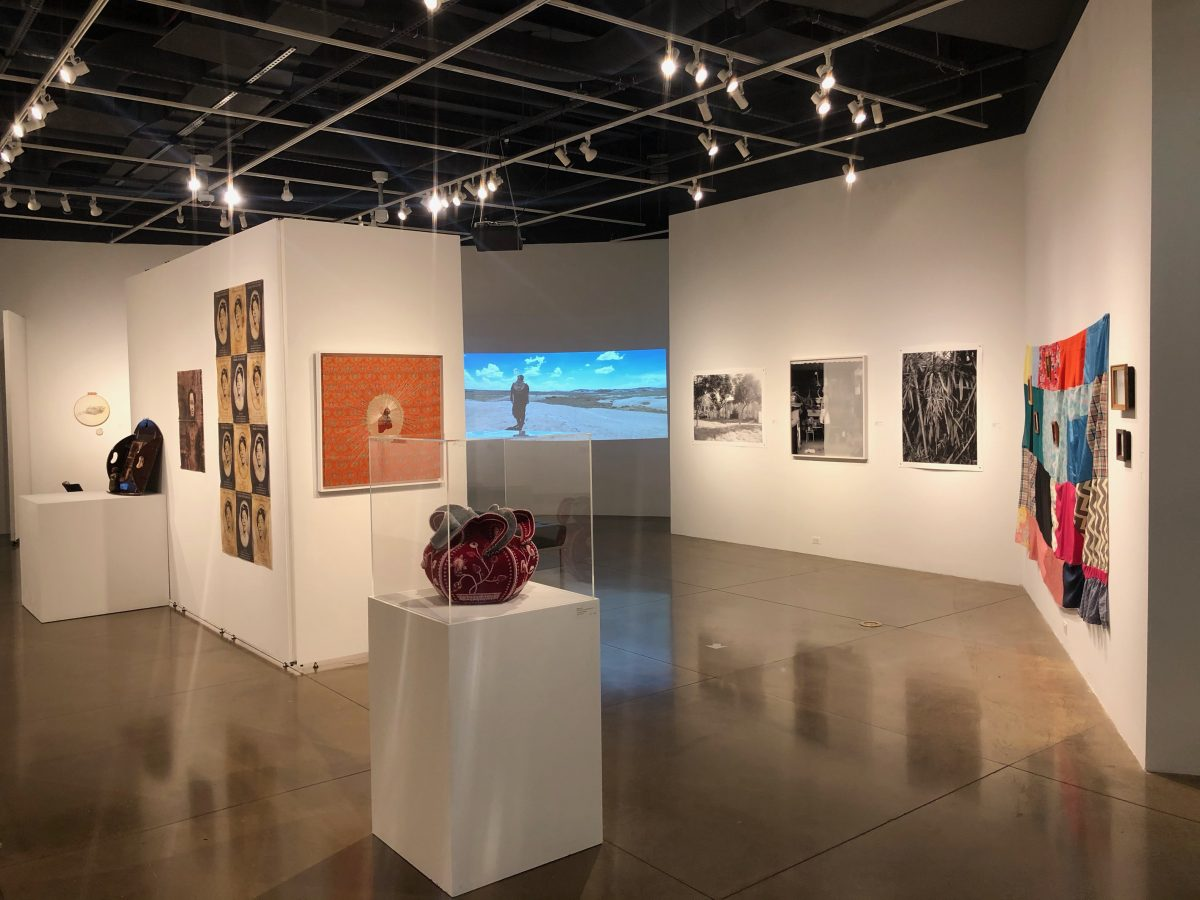 The LC Art Gallery: The Right to Herself