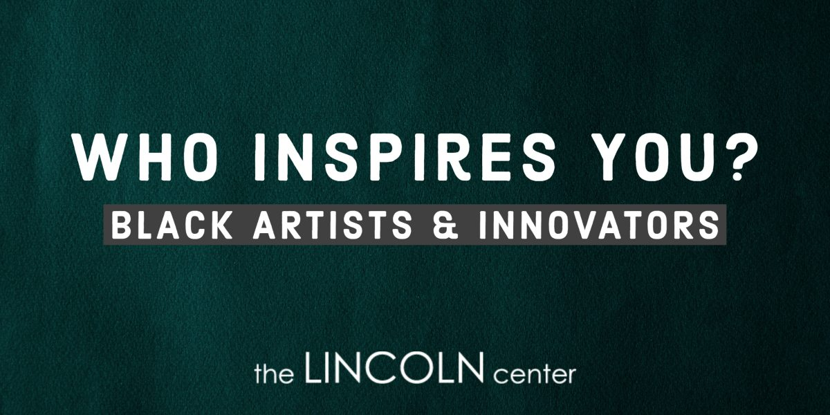 Who Inspires You? | LC Staff