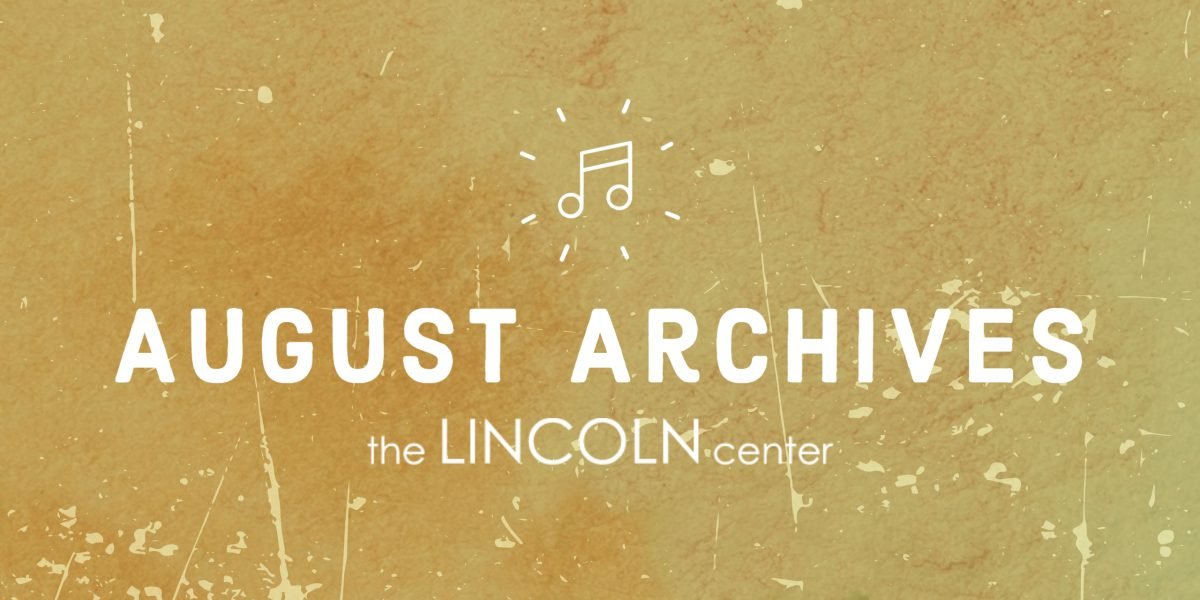 August Archives   LC Staff Picks